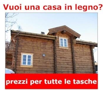 Case di legno da produttori italiani e stranieri for Case di legno in romania